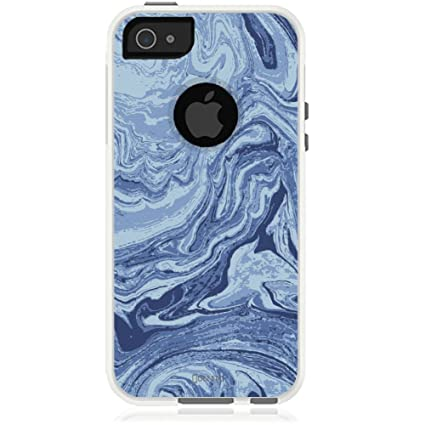 Amazon.com: unnito iPhone 5/5S híbrida carcasa, [doble capa ...