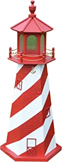 product image for 4 Ft Deluxe LighthousesReplicated USA Lighthouses - White Shoal, MI