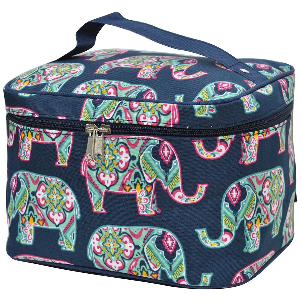 Elephant NGIL Large Top Handle Cosmetic Case