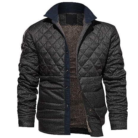 Amazon Com Allywit Men Coat Clearance Outdoor Warm Winter Jacket