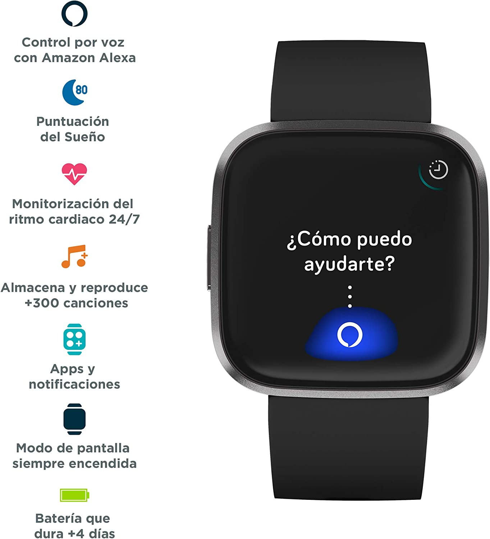 El Smartwatch Fitbit