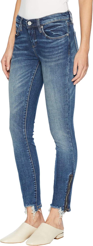 BLANKNYC Womens Denim Skinny Pants