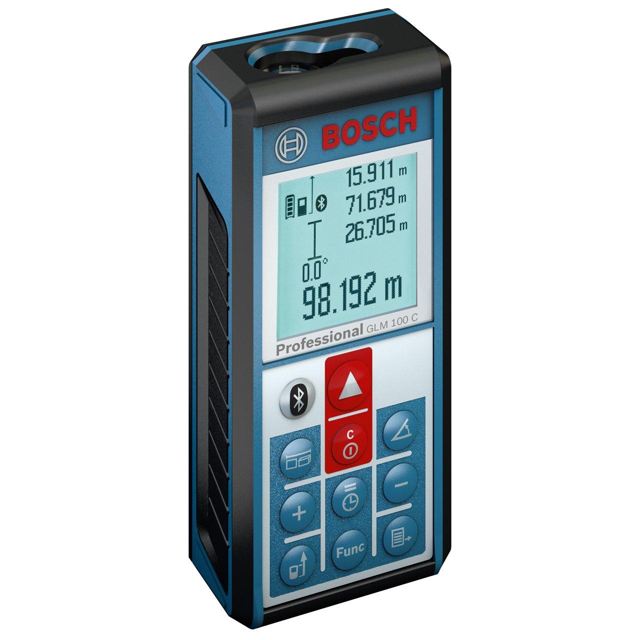 Telémetro Bosch GLM 100 C
