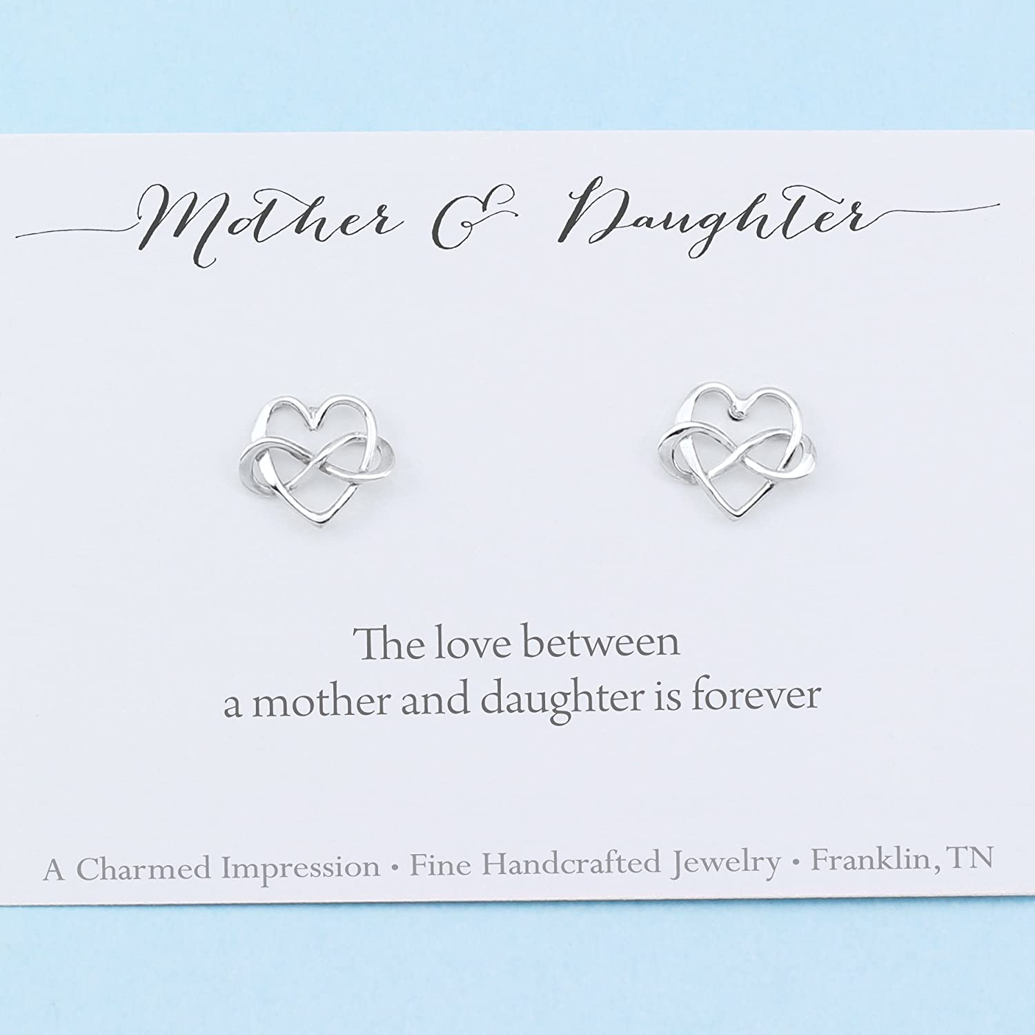 Amazon Mother And Daughter Gift Personalized Jewelry