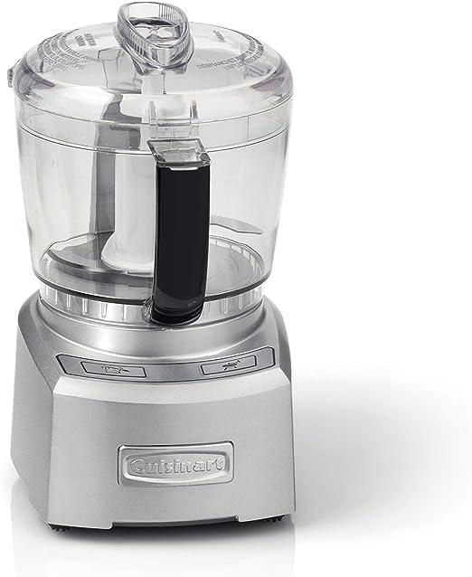 Cuisinart CH4DCE Mini Picadora Eléctrica Multifunción con 900 ml ...