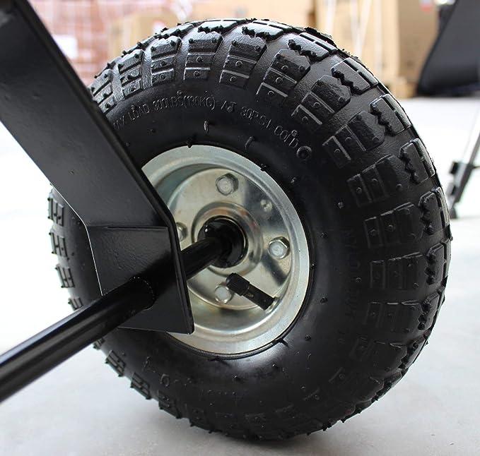 Anhänger Rangierhilfe Für Wohnwagen Trailer Hänger Camping Rangierwagen Mit Kugelkupplung Einfaches Rangieren Baumarkt