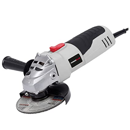 "500W Electric Angle Grinder 115mm 4.5/"" Heavy Duty Cutting Grinding 240V"