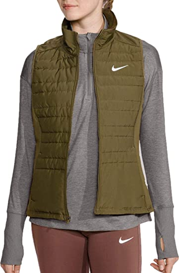 876d702885d Amazon.com  Nike Women s Essential Running Vest  Sports   Outdoors