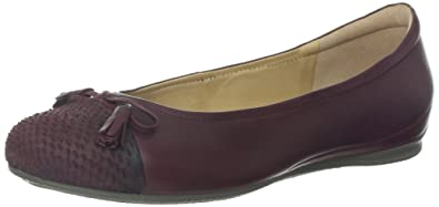 ECCO Women's Angel Bow Oxford,Bordeaux,40 EU/9-9.5 ...