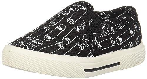 737295b3910 Amazon.com   Carter's Kids Damon Boy's Casual Slip-on Sneaker Skate ...