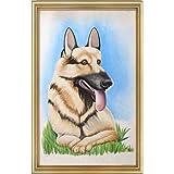 It's Always Sunny In Philadelphia German Shepherd Poster