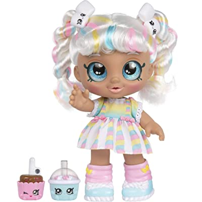 Kindi Kids – Marsha Mello, Doll for Children and Girls Ages 3+, Multi-Colour, (Famous 700015393): Toys & Games
