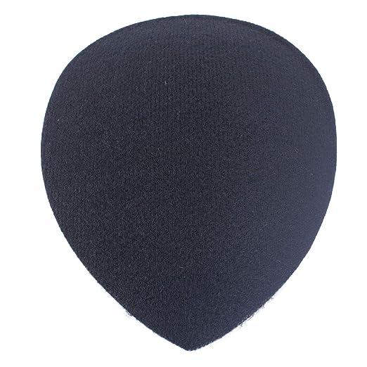 Lawliet Teardrop Hat Fascinator Millinery Base Craft Material Supply B005 ( Black) 780edc19733