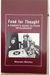 Food For Thought - A Parent's Guide To Food Intolerance Paperback