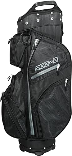 Ray Cook Golf Prior Generation RCC-2 Cart Bag