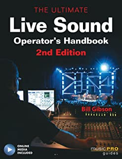 the live sound manual getting great sound at every gig ben duncan rh amazon com Standard Operating Manual Instruction Manual
