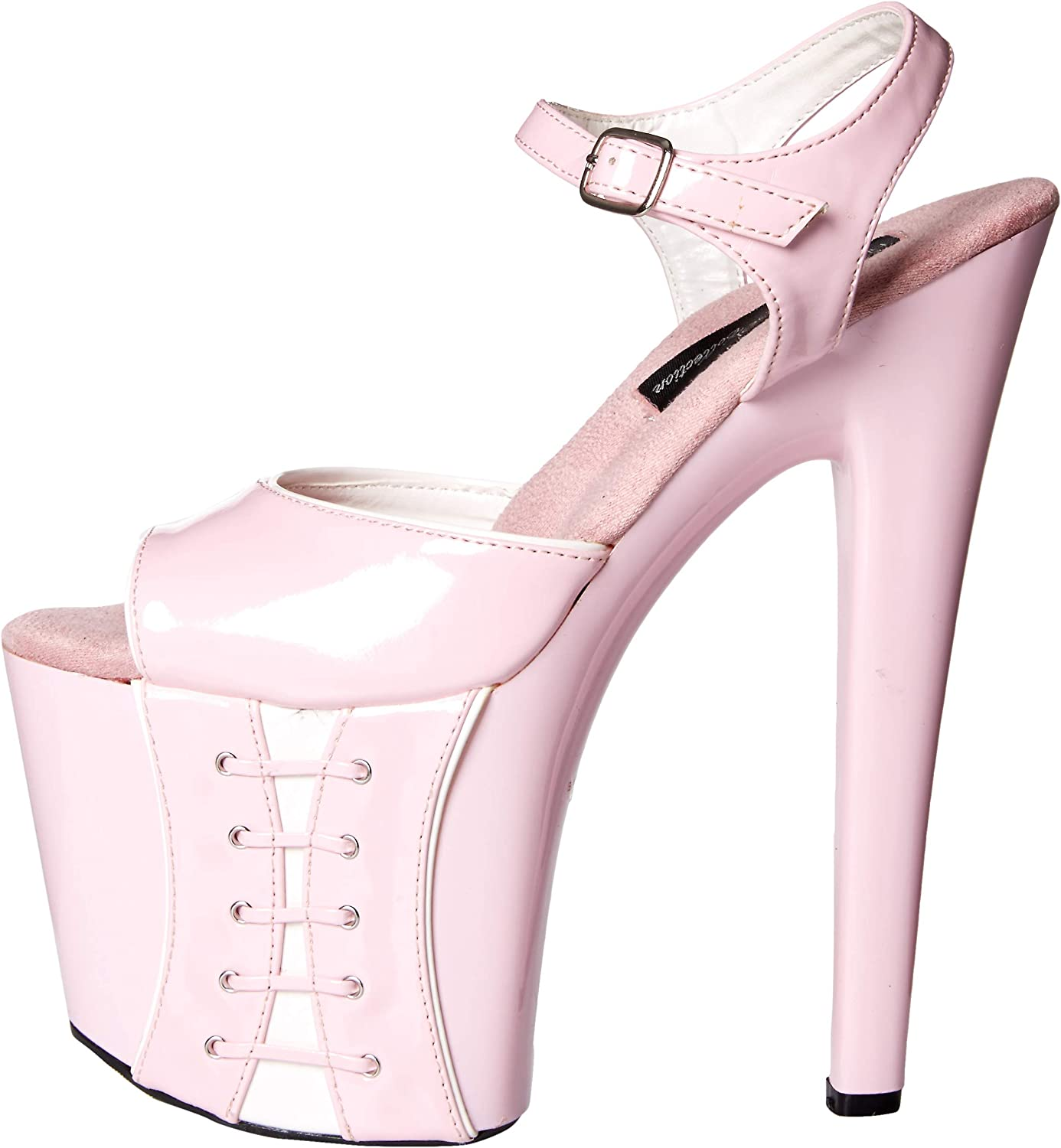 The Highest Heel Womens Corset-21 Platform Sandal