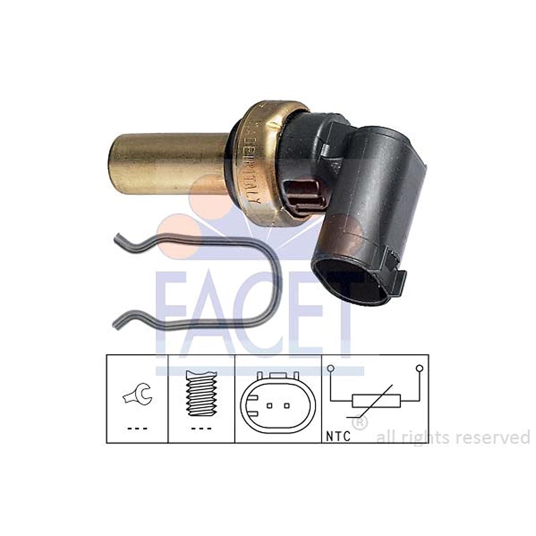 Facet Coolant Temperature Sensor 7.3324 73324