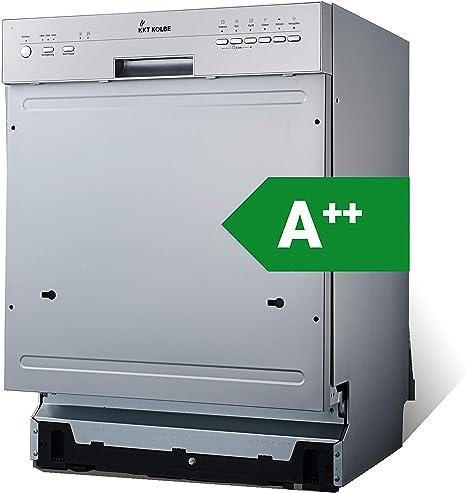 Lavavajillas empotrable KKT Kolbe GS60ED, 60cm, A++, bajo consumo ...