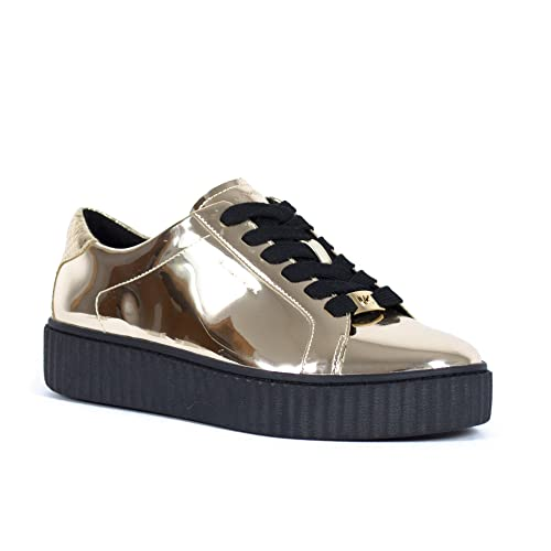 b81c2a5ea2 MICHAEL Michael Kors Trevor Lace-Up Sneakers: Amazon.ca: Shoes & Handbags