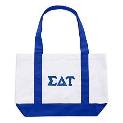 Fashion Greek Womens Sigma Delta Tau Classic Tote