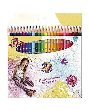 De Yo 24 esJuguetes Lapices Y Juegos Soy Luna ColoresAmazon Caja rCxshdtQ