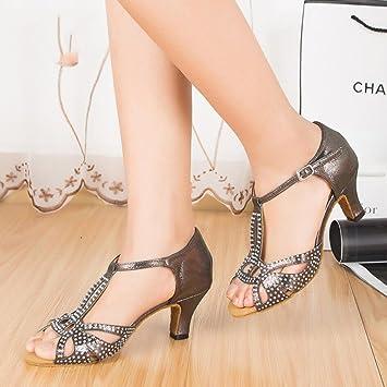 30a2b47523 XUEXUE - Zapatos Latinos para Mujer