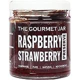 The Gourmet Jar Raspberry Strawberry Preserve, 240g