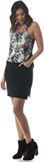 product image for Majamas Tasca Skirt - ECO Friendly Women's Slim Fitted Short Stretch Skirt with Pockets - Made in The USA