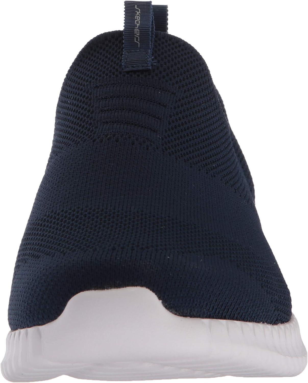 Skechers 52649, Baskets Enfiler Homme Bleu Navy
