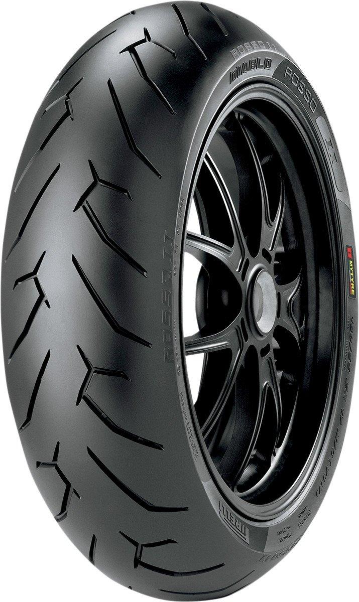 Pirelli Diablo Rosso Iii Motorcycle Tire 180//55//R17 73W A//A//70dB