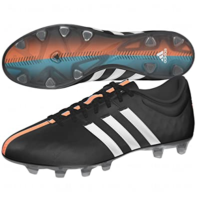 low priced d0733 5fd6b ... pack black football cleats 63e67 9f7ac  release date adidas 11pro fg  soccer cleat flash orange white black sz. 7.5 598ad 8c891