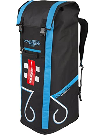 SG Teampak Large Cricket Kit Bag with Wheels and Handle · Gray Nicolls  Powerbow 6 Academy Duffel Bag a20dd79be3785