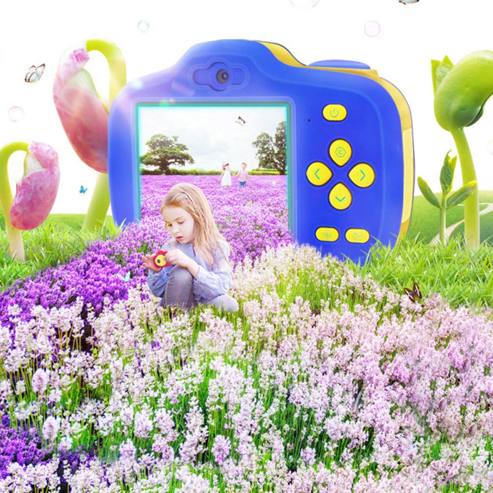 Kids Toys Camera for Boys & Girls, Cute Multi-function Premium Mini Camera HD Video Camera(16GB Memory Card Included) by Lin-Tong (Image #4)