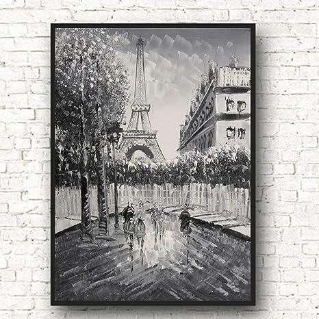 Pintura mural Carteles e impresiones London Street View ...