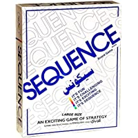 Large Sequence game card game