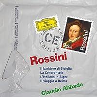 Rossini: Il barbiere di Siviglia; La Cenerentola; L'Italiana in Algeri; Il viaggio a Reims (DG Collectors Edition)