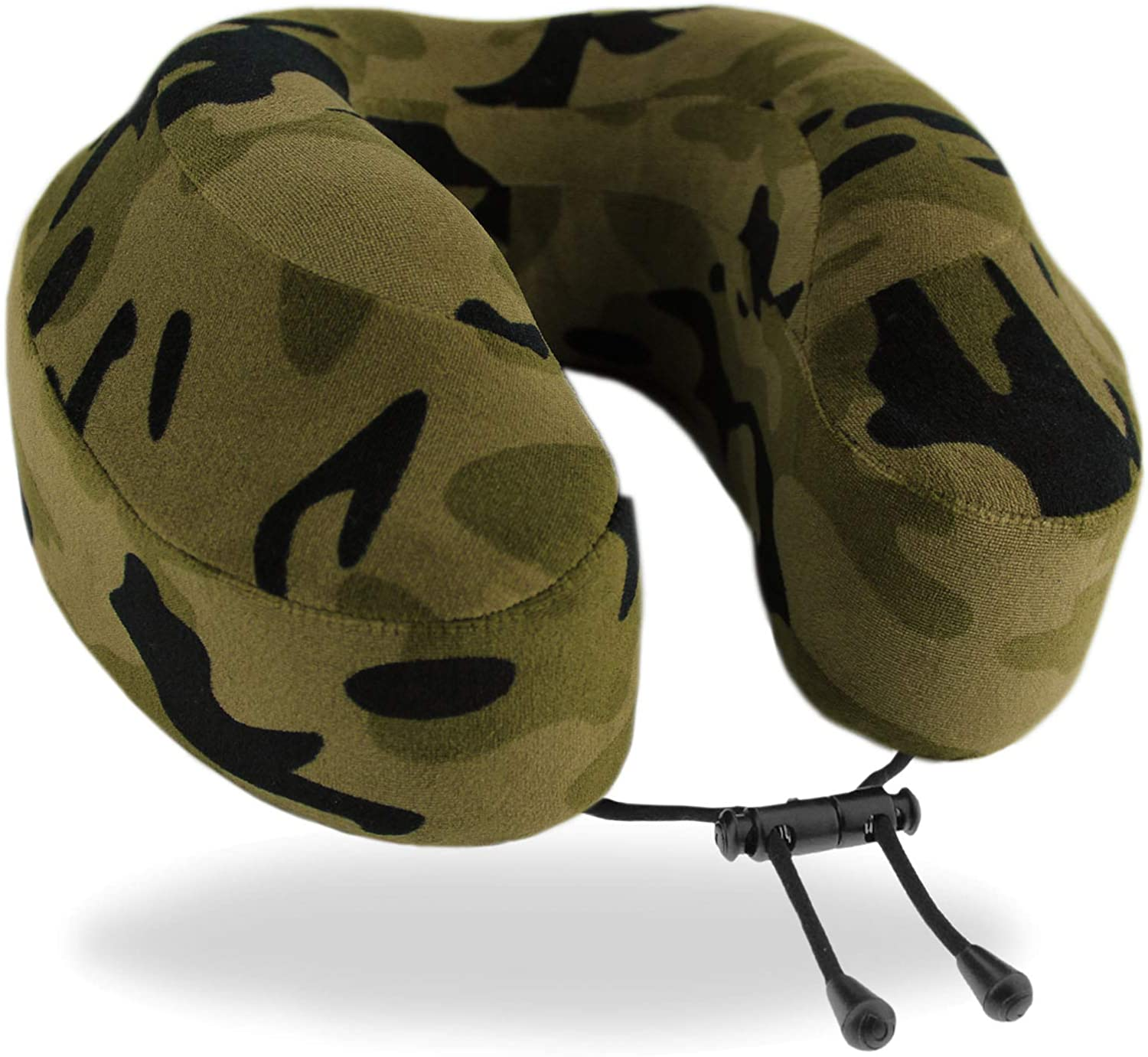 Cabeau Evolution Classic Memory Foam Travel Neck Pillow Camo…