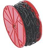 Koch 792826 Decorator Chain, Trade Size 10 by 50 Feet, Black Finish