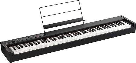 Korg D1 88llaves Negro, Blanco piano digital - Teclado ...