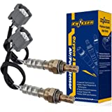 2pcs Upstream & Downstream Oxygen Sensor 234-4620 234-4621 O2 Sensor 1 and Sensor 2 for 1998 1999 2000 2001 2002 Honda Accord 2.3L F23A1 & F23A5 Engine