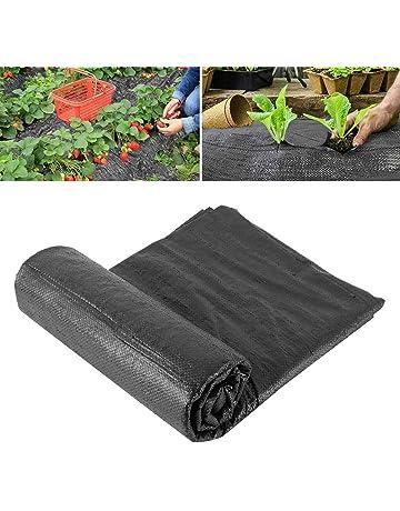 3,2/m au m/ètre Haga/® Toile anti-mauvaises herbes en non-tiss/é pour jardin pour l/égumes Beet 50/g//m/² en Br