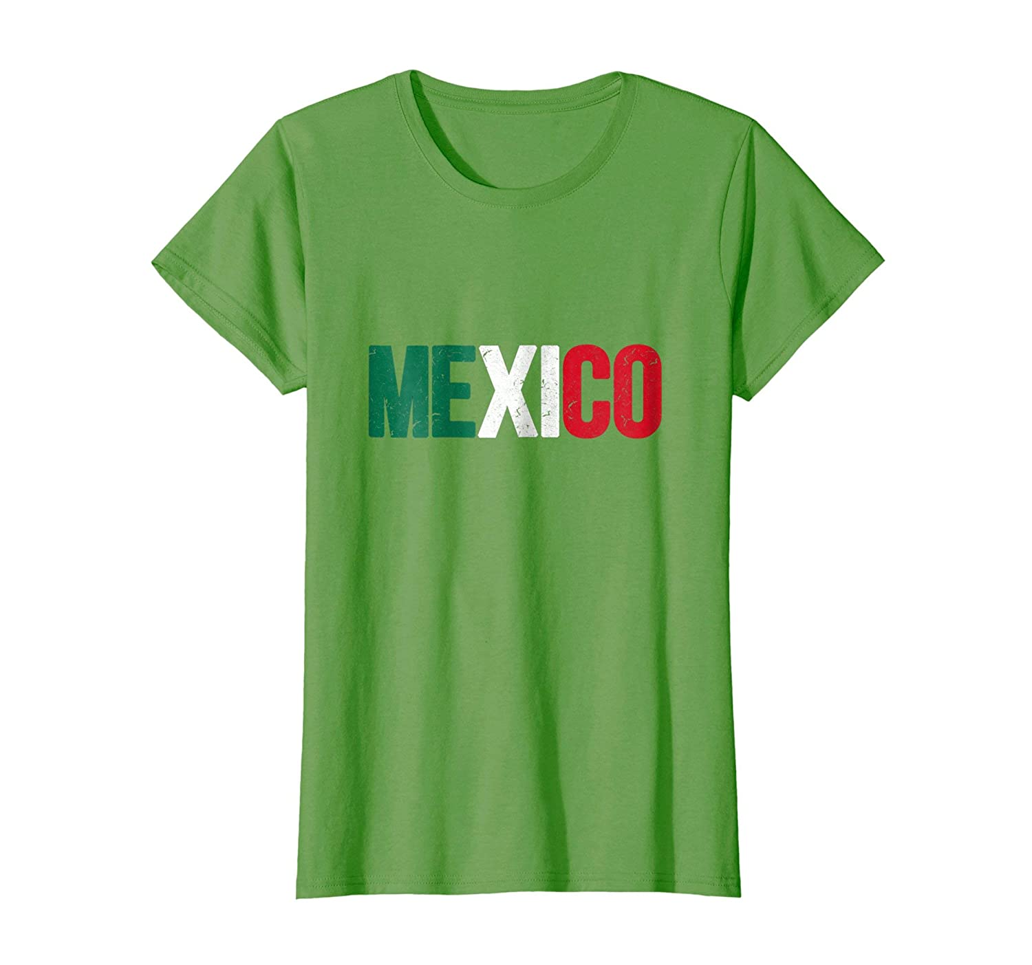 Amazon.com: Mexico T-shirt Mexican Flag Soccer Football Fan Jersey: Clothing