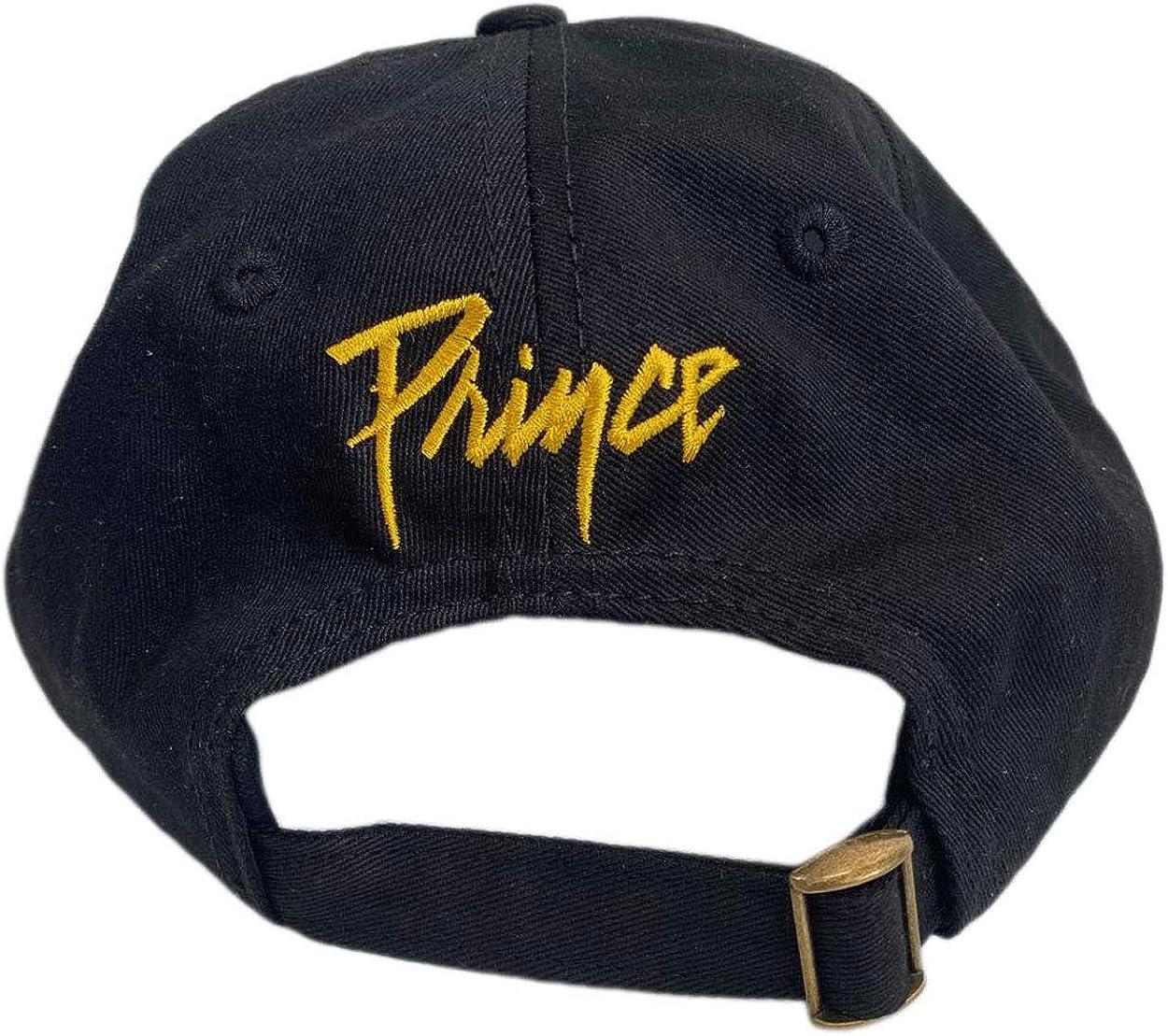 FEA Gorra Negra con el símbolo del príncipe y el Amor, con Logo ...