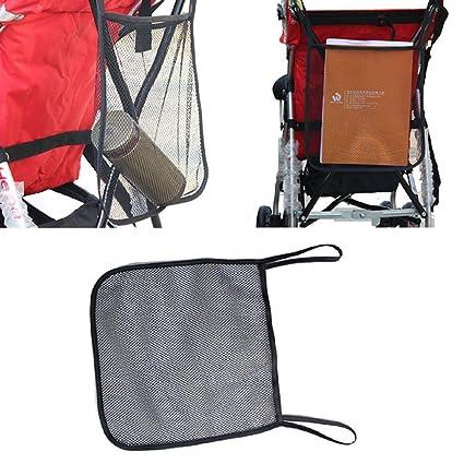 Malloom®1 pcs bebé paseante Bolsa de transporte malla Bolsa Accesorios De Carro Buggies malla