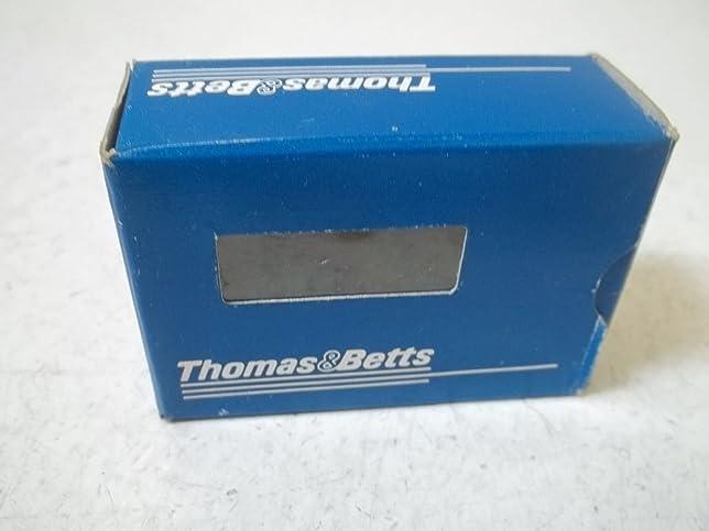 Amazon.com: THOMAS & BETTS C10-10 TERMINAL, RING TONGUE, #10, CRIMP ...