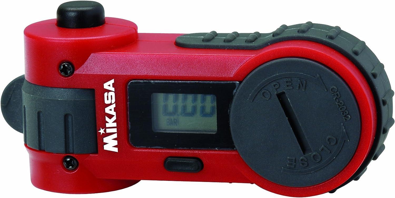 Mikasa AG-1000 - Medidor de presión manómetro digital para pelotas balón