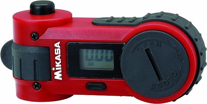 MIKASA AG-1000 - Medidor de presión manómetro Digital para Pelotas ...