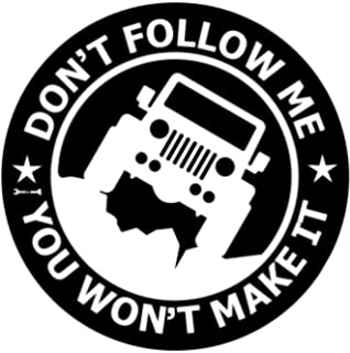 Vinyl Decal Car Sticker for Jeep Enthusiasts
