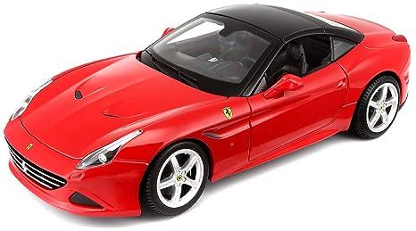Buy Bburago 1 18 Ferrari California T Closed Top Car Multi Color